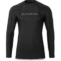 camiseta Dakine Heavy Duty Snug Fit LS - Black - men´s