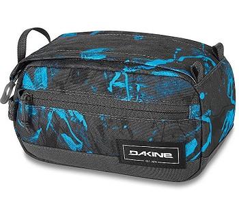 kosmetická taška Dakine Groomer Medium - Cyan Scribble