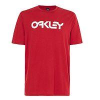 T-shirt Oakley Mark II - Samba Red - men´s