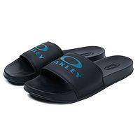 shoes Oakley Oakley Ellipse Slide - Blackout - men´s