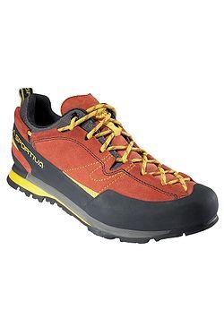 shoes La Sportiva Boulder X - Red - men´s