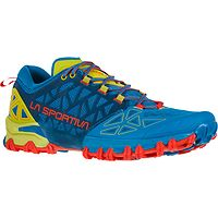 shoes La Sportiva Bushido II - Neptune/Kiwi - men´s