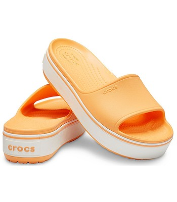Cantaloupe Crocs / Crocs are an unmistakeable item combining both comfort and style.