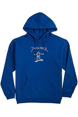 mikina Thrasher Gonz - Royal Blue