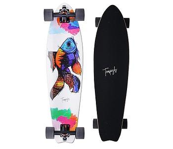 longboard Tempish Fish - Multicolor