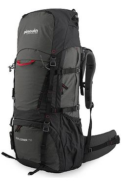 batoh Pinguin Explorer 75 - Black