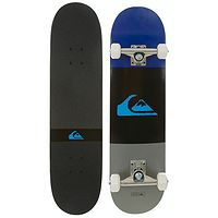 Skateboard Quiksilver Division Complete - BMJ0/Cyan