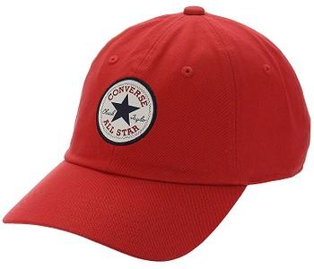 kšiltovka Converse Tipoff Chuck Baseball/10008474 - A18/University Red