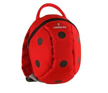batoh Littlelife Animal Toddler - Ladybird