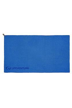 towel Lifeventure Micro Fibre Comfort Trek - Blue