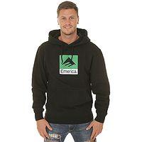 sweatshirt Emerica Classic Combo - Black - men´s
