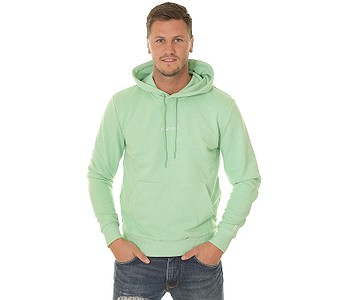 mikina New Era Essential Hoody - Aquamarine
