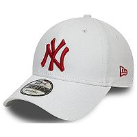 cap New Era 9FO League Essential MLB New York Yankees - White/Red - men´s