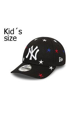 cap New Era 9FO Stars Child - Black - kid´s