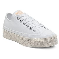 boty Converse Chuck Taylor All Star Espadrille OX - 567686/White/Black/Natural