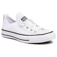 zapatos Converse Chuck Taylor All Star Shoreline Knit Slip - 565490/White/Black/White - women´s