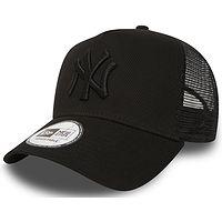 cap New Era 9FO AF Clear Trucker MLB New York Yankees - Black/Black - men´s