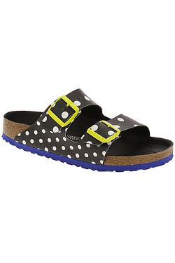 boty Birkenstock Arizona - Black White Dots