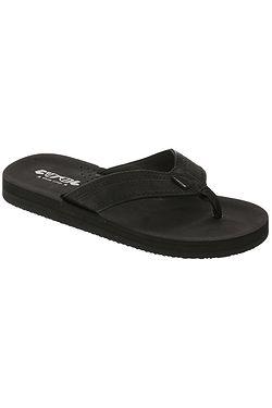 flip flops  Cool Shoe Cloud - Black - men´s
