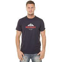 T-Shirt Loap Andor - M94G/Night Sky/Red - men´s