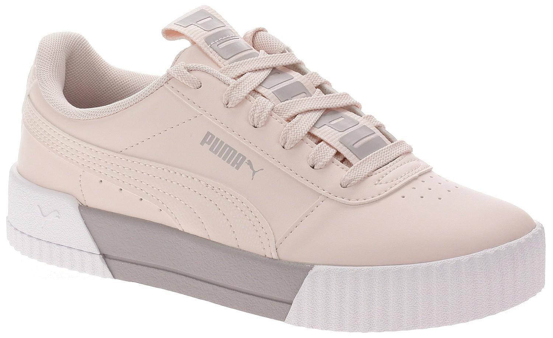 shoes Puma Carina Bold - Rosewater/Rosewater - women´s ...