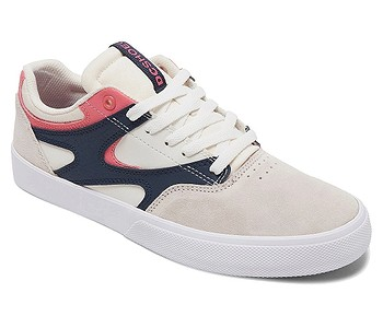 boty DC Kalis Vulc - WNR/White/Navy/Red