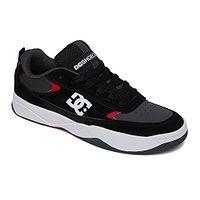 scarpe DC Penza - XSKR/Gray/Black/Red - men´s