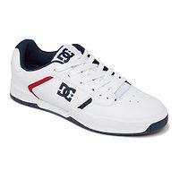 zapatos DC Central - XWWB/White/White/Blue - men´s