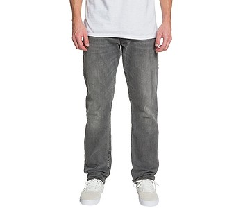 jeans DC Worker Straight Stretch Light Gray - SJPW/Light Gray