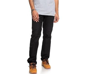 kalhoty DC Worker Straight - KVJ0/Black