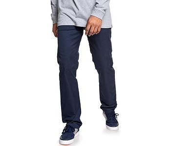 kalhoty DC Worker Straight - BTL0/Black Iris