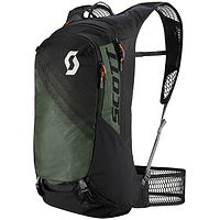 plecak Scott Trail Protect Evo FR'20 - Caviar Black/Dark Green