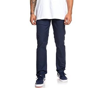 kalhoty DC Worker Slim - BTL0/Black Iris