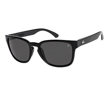 brýle Quiksilver Rekiem Polarized - XKSS/Shiny Black/Polarized Gray