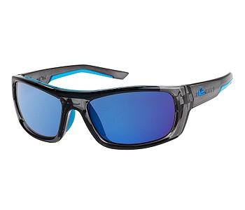 brýle Quiksilver Knockout - XSSB/Shiny Crystal Smoke/Flash Blue