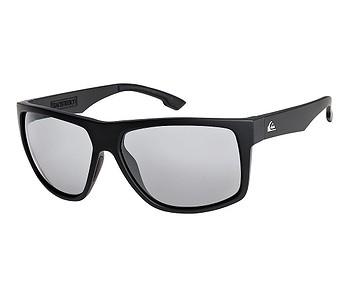 brýle Quiksilver Transmission - XKBK/Matte Black/Flash Silver