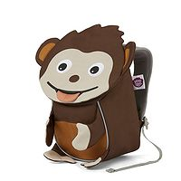 batoh Affenzahn Monkey Small - Brown