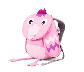 batoh Affenzahn Flamingo Small - Neon Pink