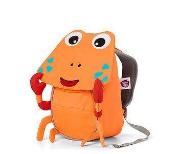 batoh Affenzahn Crab Small - Neon Orange