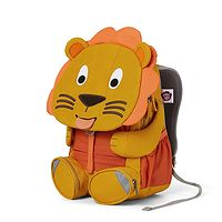 backpack Affenzahn Lion Large - Yellow - kid´s