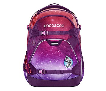 batoh Hama - Coocazoo ScaleRale - 188125/OceanEmotion Galaxy Pink