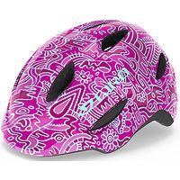 capacete Giro Scamp - Pink Flower Land - kid´s