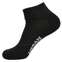 socks Urban Classics High Sneaker 6 Pack/TB3386 - Black