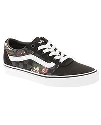 boty Vans Ward - Flowers & Checks/Black