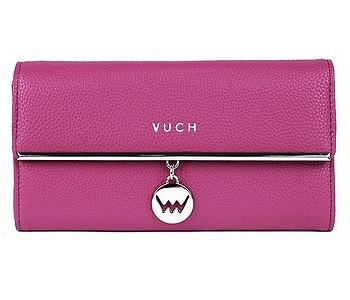 peněženka Vuch Paisley - Pink