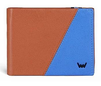 peněženka Vuch Margos - Brown/Blue