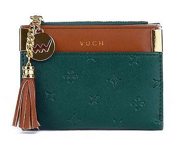peněženka Vuch Diana - Green/Brown