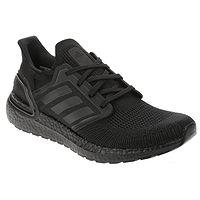 sapatos adidas Performance Ultraboost 20 - Core Black/Core Black/Solar Red - men´s