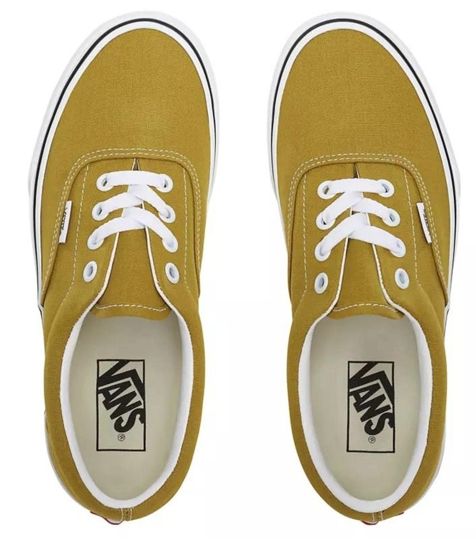 shoes Vans Era - Olive Oil/True White - snowboard-online.eu