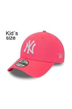 cap New Era 9FO League Ess.Neon MLB New York Yankees Child - Neon Pink - kid´s